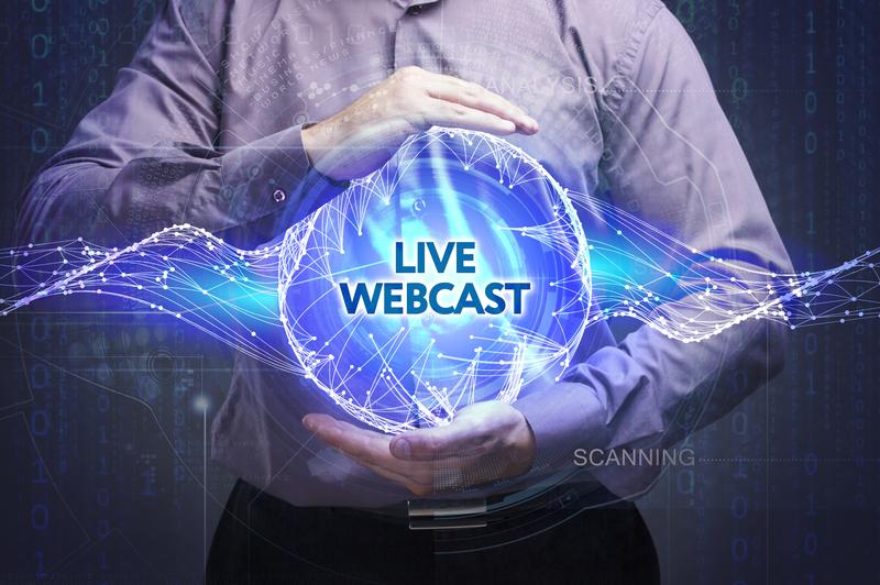 Calgary Webcast Service